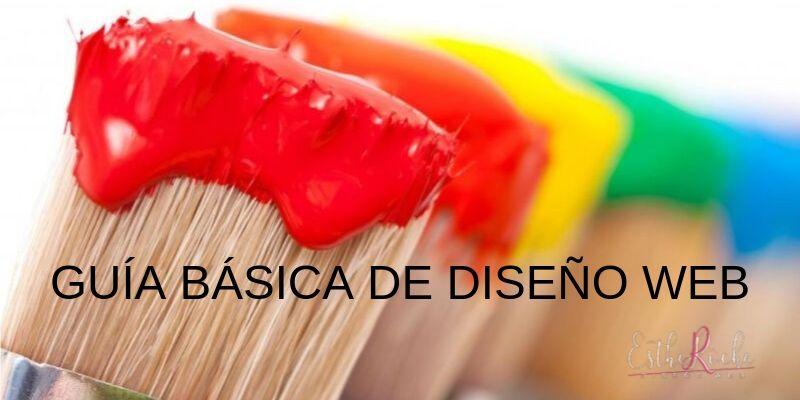 GUÍA BÁSICA DE DISEÑO WEB