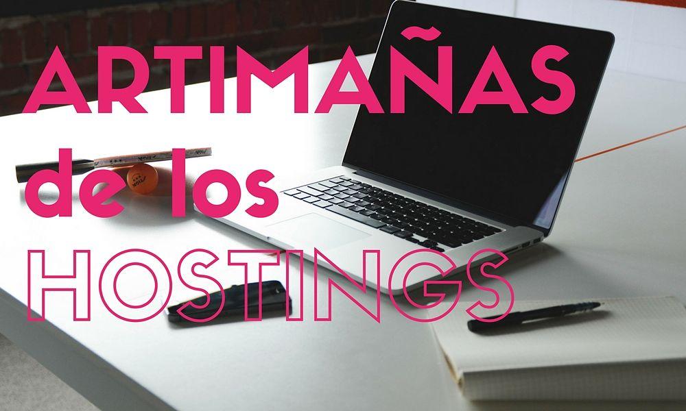 artimañas de los hostings alojamiento web
