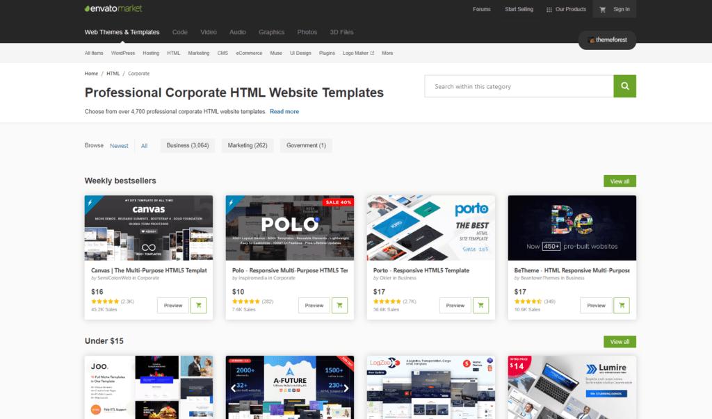 plantilla-HTML-ejemplo-formas-métodos-diseño-web